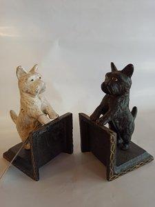 Boekensteunen Terrier Set
