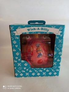 Pomme pidou Wish -a- Billy Roze met snoepjes