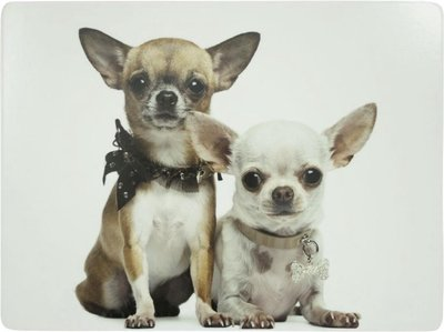 Placemat Chihuahua's 4st