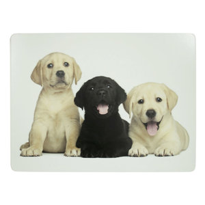 Placemat Labrador's 4st.