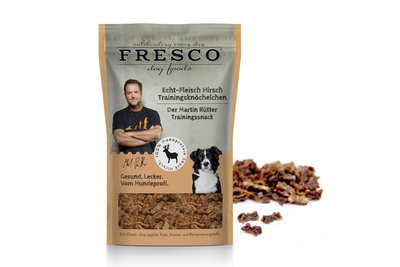 Fresco mini training snack hert 150gr