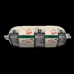 Natural Fresh Meat Worst konijn  600 gr