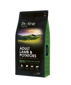 Profine Adult lam & potatoes 15kg