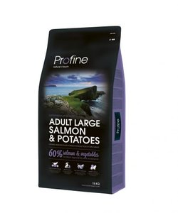 Profine Adult large Salmon & Potatoes 15kg