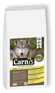 Carnis geperst brok kip/rund 15 kilo