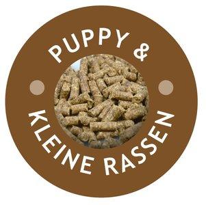 Carnis geperste brok zalm puppy/ kleine rassen 1 kg