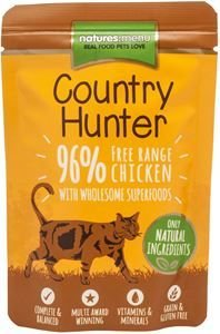 Natures Menu Cat Country Hunter Chicken 85 gram