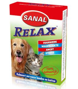 Sanal Relax Anti-Stress hond en kat